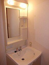 エスポアールのコンパクトで使いやすい洗面所