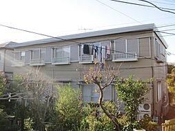 根本アパート[103号室]の外観