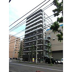 ジーコンフォートウエスト新横浜[312号室]の外観