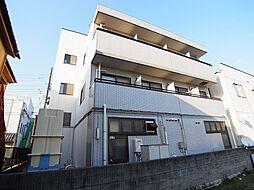 千葉県野田市野田の賃貸マンションの外観