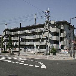 鮎川ハイツ[1階]の外観