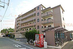 福岡県春日市須玖南4丁目の賃貸マンションの外観