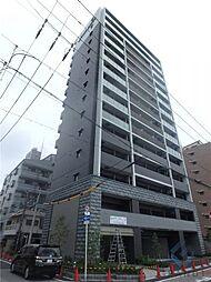 ララプレイス ザ・大阪リヴァージュ[1103号室]の外観