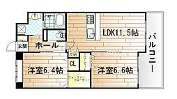 ベルステージ須賀町[8階]の外観