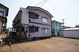 コーポ佐藤[202号室]の外観