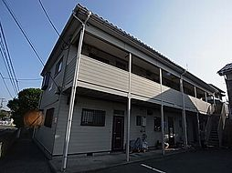 第五コーポ米倉[202号室]の外観