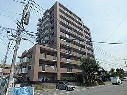 福岡県北九州市小倉南区朽網東1丁目の賃貸マンションの外観