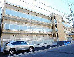 愛知県名古屋市中村区靖国町1丁目の賃貸マンションの外観