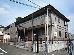 埼玉県和光市新倉2丁目の賃貸アパートの外観