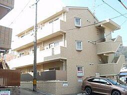 広島県呉市阿賀中央7丁目の賃貸アパートの外観