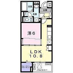 京急本線 上大岡駅 バス15分 公務員住宅入口下車 徒歩3分の賃貸マンション 3階1LDKの間取り