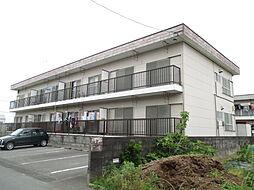 西ヶ崎グリーンハイツII[205号室]の外観