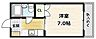 間取り,1K,面積23.29m2,賃料3.5万円,近鉄京都線 向島駅 徒歩14分,京阪宇治線 観月橋駅 徒歩11分,京都府京都市伏見区向島二ノ丸町