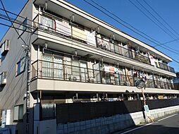 第1ゴージャスライフマンション[302号室号室]の外観