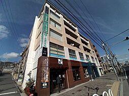 兵庫県神戸市東灘区森北町1丁目の賃貸マンションの外観