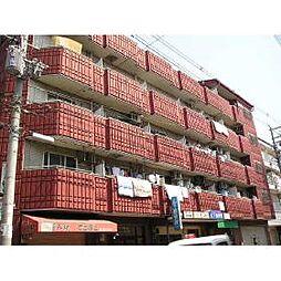 清本ハイツ[3階]の外観