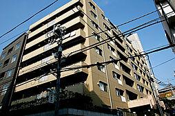 東京都渋谷区桜丘町の賃貸マンションの外観