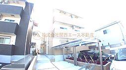 フジパレス鳳中ウエスト[3階]の外観
