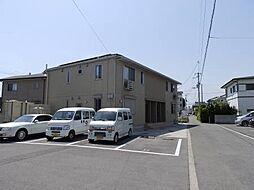 徳島県板野郡松茂町笹木野字八北開拓の賃貸アパートの外観