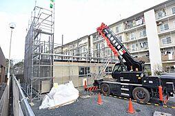 (仮)D-ROOM藤阪西町[1階]の外観