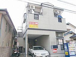 カビネダムール唐原[2階]の外観