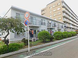 秋元ファミリーハイツ2号館[2階]の外観