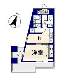 第8新栄ビル[7階]の間取り