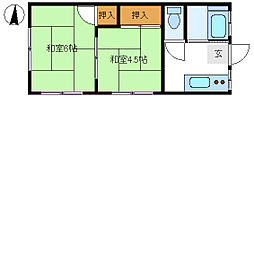 五反野駅 5.0万円
