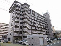 福岡県筑紫野市筑紫駅前通1丁目の賃貸マンションの外観