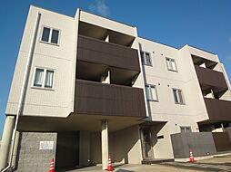 ディスティ桃山[3階]の外観