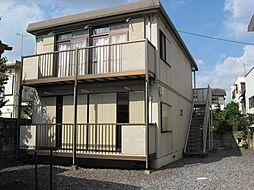 栃木県宇都宮市小幡2丁目の賃貸アパートの外観