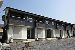 [テラスハウス] 栃木県真岡市長田 の賃貸【/】の外観