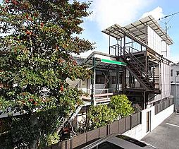 京都府京都市東山区塩小路通大和大路東入新瓦町東組の賃貸アパートの外観