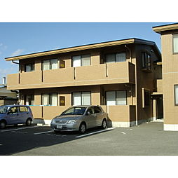 静岡県伊豆の国市小坂の賃貸マンションの外観