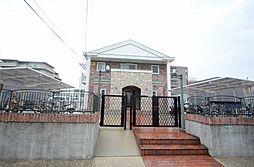 兵庫県西宮市林田町の賃貸アパートの外観