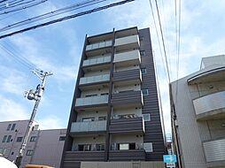 ブライトアビコ[5階]の外観