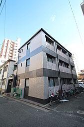 家具・家電付きライベストコート白金[2階]の外観