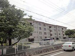 大阪府富田林市久野喜台2丁目の賃貸マンションの外観