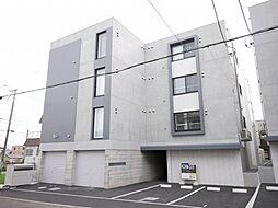 北海道札幌市手稲区手稲本町一条1丁目の賃貸マンションの外観