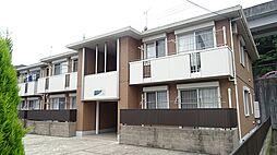 広島県広島市安佐南区伴東3丁目の賃貸アパートの外観