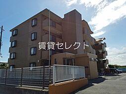 千葉県松戸市新松戸南3丁目の賃貸マンションの外観