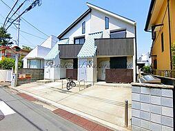 神奈川県藤沢市鵠沼橘2丁目の賃貸アパートの外観