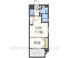 仮)高砂2丁目新築マンション[902号室]の間取り