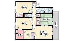 ひめじ別所駅 6.9万円