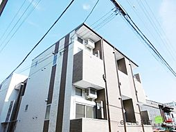 大阪府大阪市住吉区長居西2丁目の賃貸アパートの外観