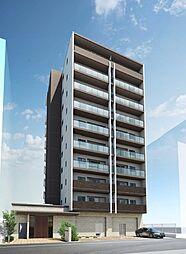 仮 高島平1丁目 大和ハウス施工 新築賃貸マンション[5階]の外観