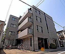 京都府京都市北区紫竹栗栖町の賃貸マンションの外観