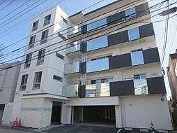 北海道札幌市中央区南十七条西12丁目の賃貸マンションの外観