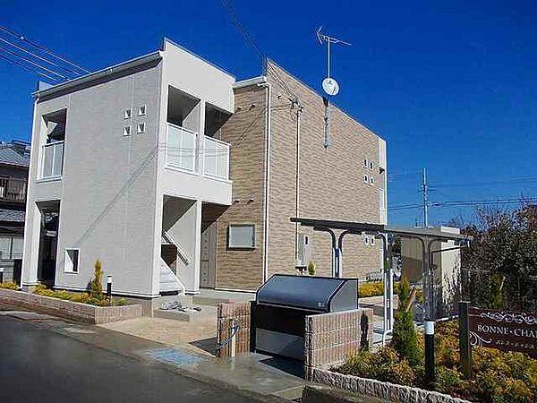 和歌山県有田郡有田川町大字天満の賃貸アパートの外観
