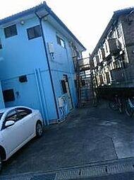 千葉県千葉市中央区椿森5丁目の賃貸アパートの外観